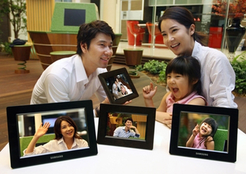 Samsung Digital Frames