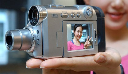 Samsung DuoCam VM-F7500