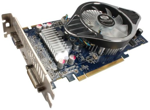 Sapphire Radeon HD 4850