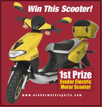 Evader Scooter
