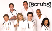 Scrubs iTunes