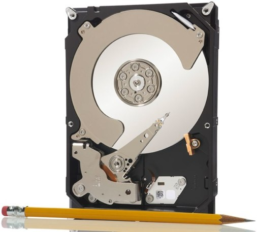 Seagate 4TB hard drive
