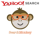 Searchmonkey logo