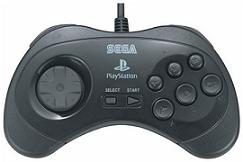 Sega PS2 Game Pad