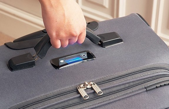 Expert Verdict Self Weighing Suitcase