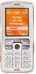 Sony Ericsson W800c
