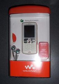 Sony Ericsson W800i