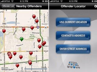 Sex Offender Locator App