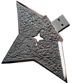 Shuriken Thumb Drive