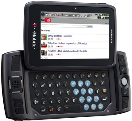 t-mobile sidekick dead