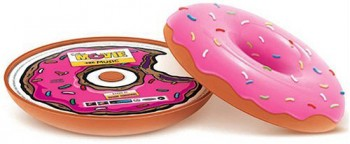 Simpsons Movie Soundtrack Donut