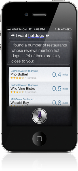Siri Hotdogs