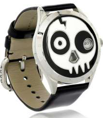 Skull Watch