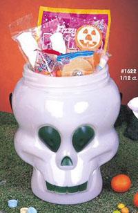 Skull Pail