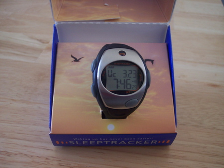 SLEEPTRACKER Watch