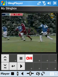 SlingPlayer Mobile