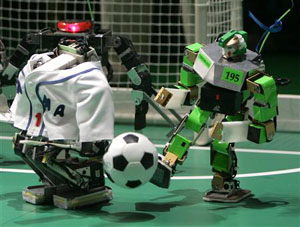 Soccer Robots