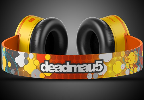 Sol Republic deadmau5 headphones