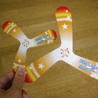 Space Boomerangs
