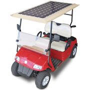 Solar Golf Cart