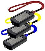 Solar Powered LED