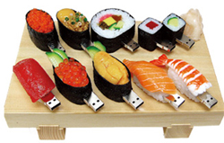 USB Sushi Drives