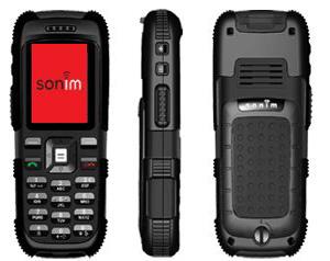 XP1 Handset
