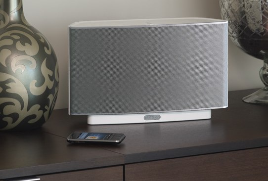 Sonos S5 audio