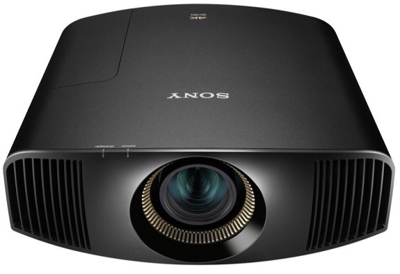 Sony 4k projector