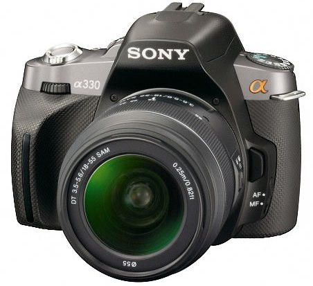 Sony Alpha A330