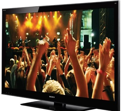 Sony bravia xbr-46hx909