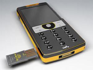 Sony Ericsson w/USB