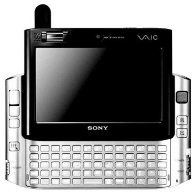 Sony VAIO UX Micro Open