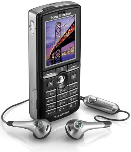 Sony Ericsson K751