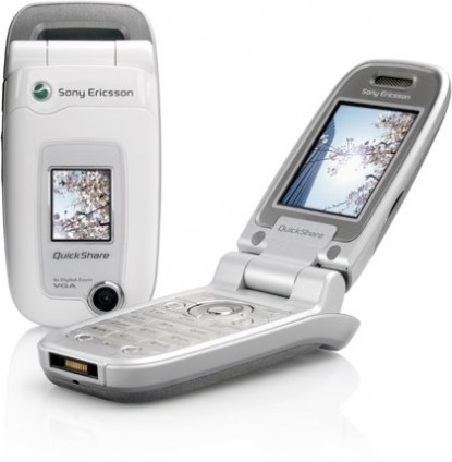 Sony Ericsson z520a