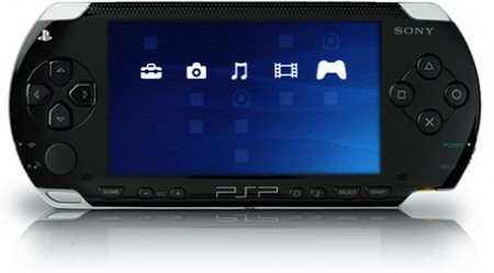 Sony Connect PSP