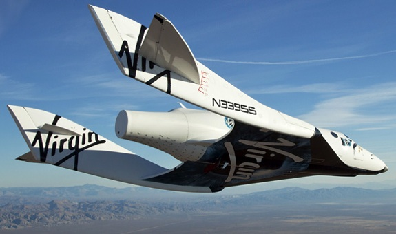 spaceshiptwo feather