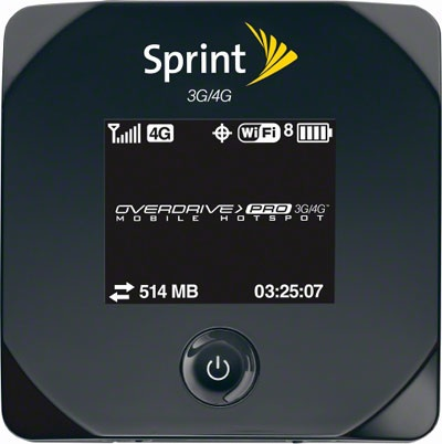 Sprint Overdrive Pro