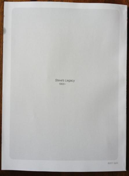 Sprint Rolling Stone Steve Jobs ad
