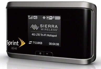 Sprint Tri-Fi LTE Hotspot
