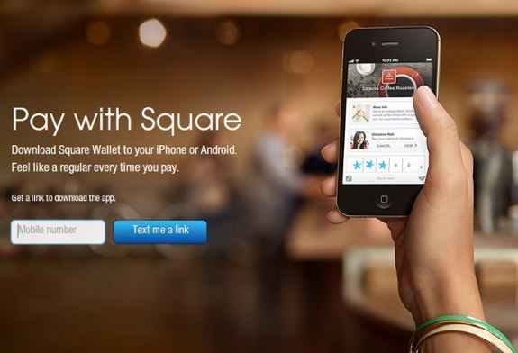 Square Wallet Starbucks