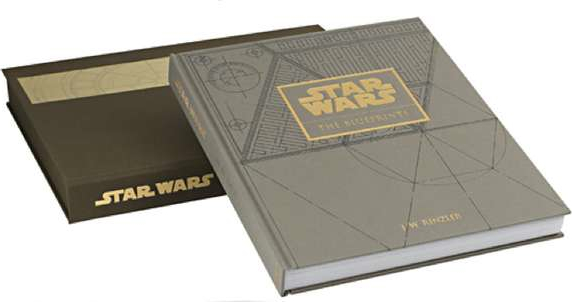 star wars blueprints holiday gift