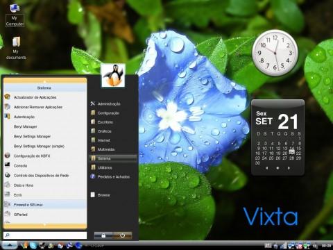 Vixta Linux