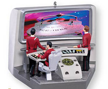 Star Trek II Ornament