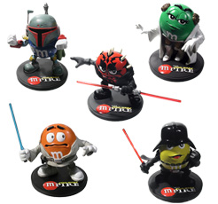 Star Wars M&Ms