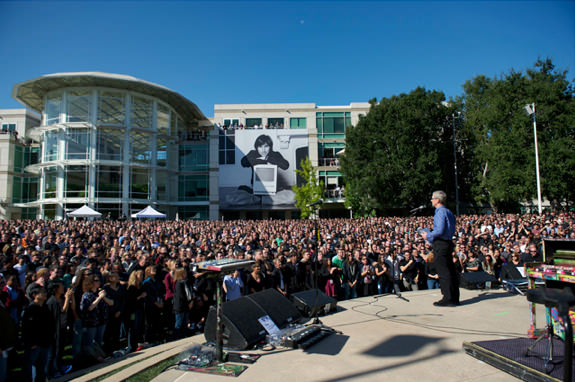 Steve Jobs Celebration Memorial