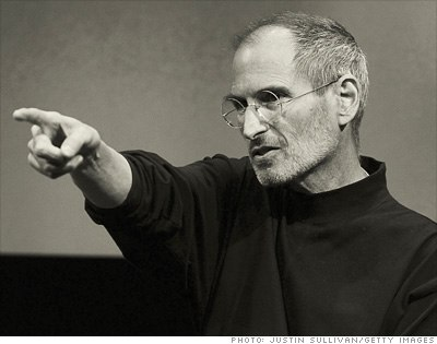 Steve Jobs Inside Apple