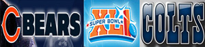 Superbowl XLI logo