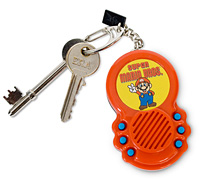 Mario Key Chain