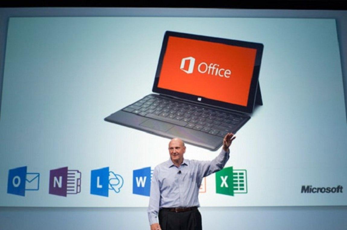 Surface RT Office 2013